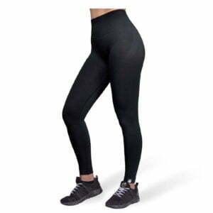 Colanti Femei Yava - Negru - Colanti Fitness