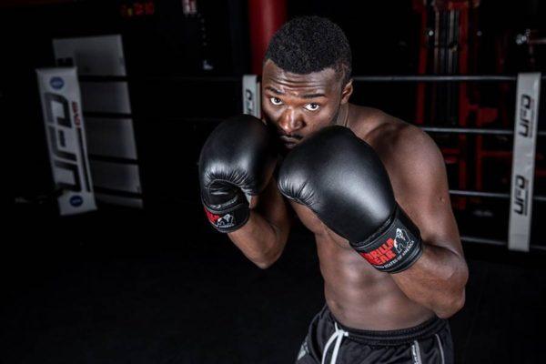 Manusi de Box Mosby - Negru - Manusi Sport