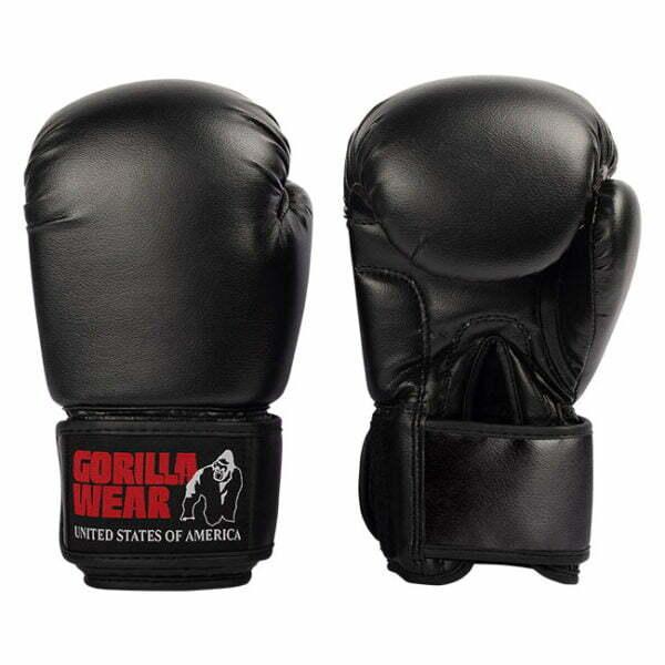 Manusi de Box Mosby - Negru - Manusi de lupta