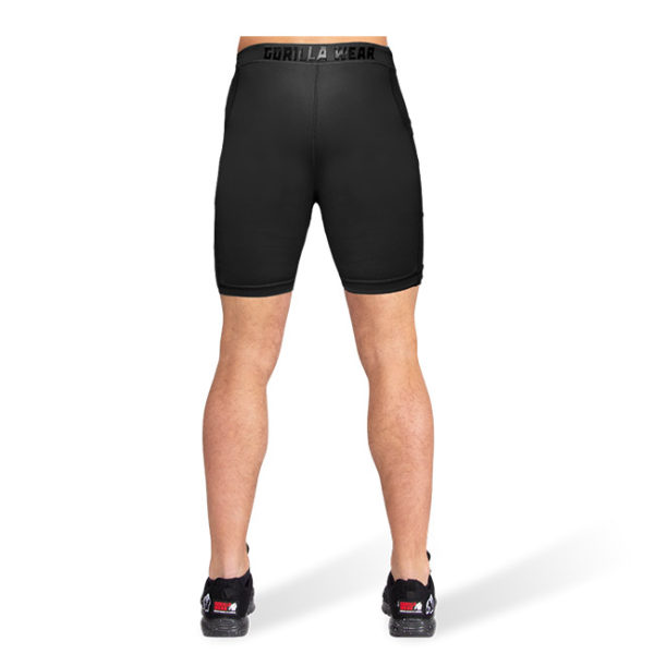 Pantaloni Scurti Barbati Smart - Negru - Pantaloni Sport