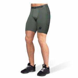 Pantaloni Scurti Barbati Smart - Verde Militar - Pantaloni Sport