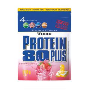 Concentrat Proteic Mix - Protein 80 Plus 500g