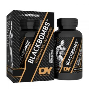 Arzator de Grasimi DY Black Bombs - Fat Burner