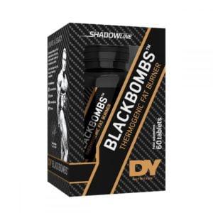 Arzator de Grasimi DY Black Bombs - Pierdere in greutate