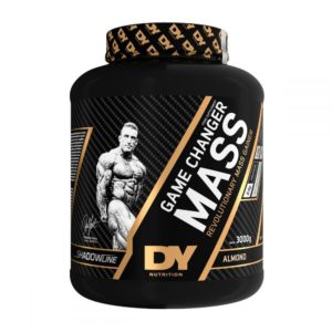 Gainer DY The Game Changer Mass 3kg - gainer dorian yates