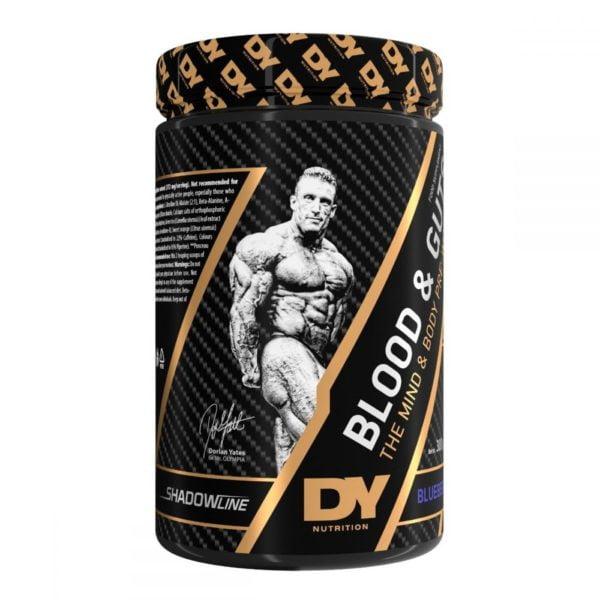 Pre-Workout DY Blood&Guts 380g - Arginina