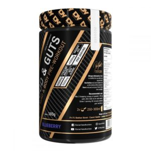 Pre-Workout DY Blood&Guts 380g - oxid nitric