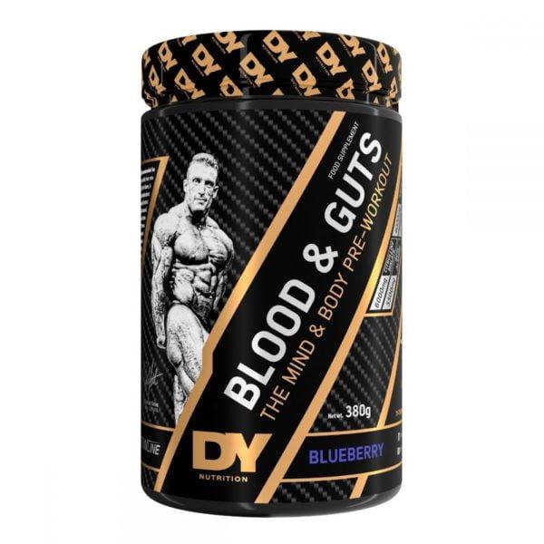 Pre-Workout DY Blood&Guts 380g - pre-workout