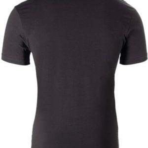 Tricou Barbati Chester - Negru-Albastru - Black-Blue - Tricou fitness