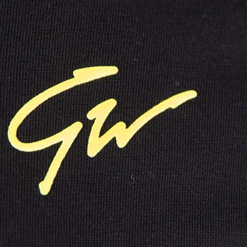 Tricou Barbati Chester - Negru-Galben - Black-Yellow - Haine sala