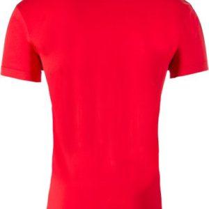 Tricou Barbati Chester - Rosu-Negru - Red-Black - Tricou sport