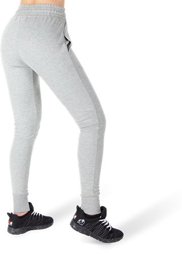 Pantaloni femei Pixley - Gri - Grey - pantaloni de calitate