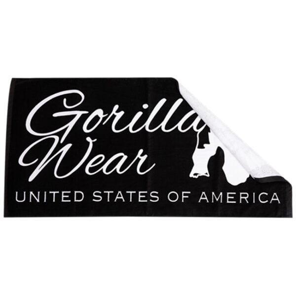 Prosop Gorilla Eear Pentru Sala Negru Cu lb